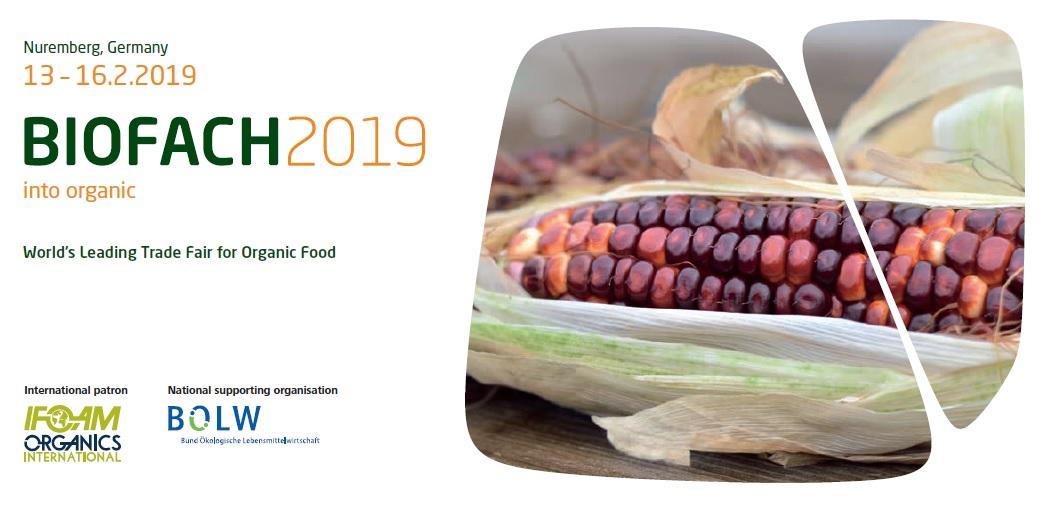 Cuenta atrás para la feria BioFach 2019 en Nuremberg