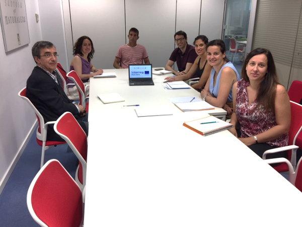El Comité Aragonés de Agricultura Ecológica (CAAE) conoce el proyecto ECOCEREAL+ de la mano de PCTAD y AREX