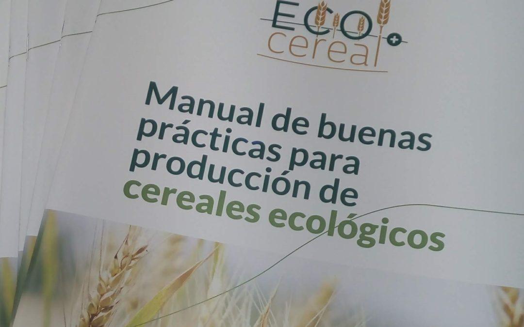 Disponible en la web el manual de buenas prácticas de ECOCEREAL