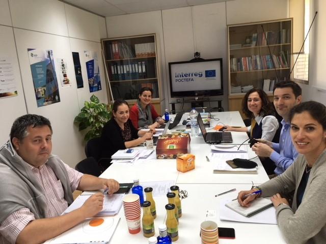 Reunión de lanzamiento de proyecto ECOCEREAL+